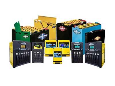 recambios baterias equipos manutencion